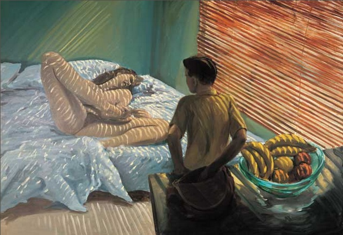 Eric Fischl, Bad Boy, 1981.