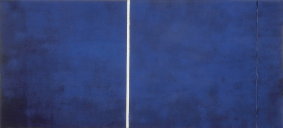 Barnett Newman, Cathedra, 1951. Collection of Stedelijk Museum, Amsterdam.
