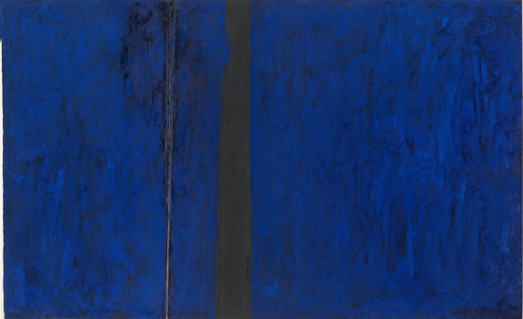 Clyfford Still, PH-247, 1951. Collection of the Clyfford Still Museum, Denver.