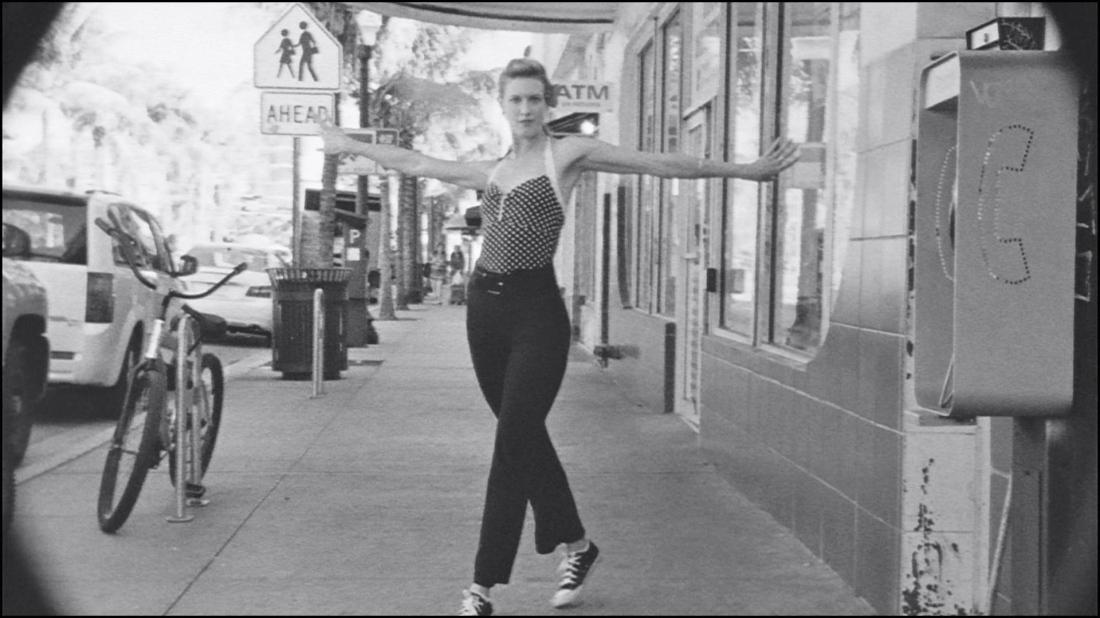 Dara Friedman, Dancer (still), 2011.