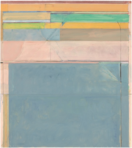 Richard Diebenkorn, Ocean Park #116, 1979. Collection of the Fine Arts Museums of San Francisco.