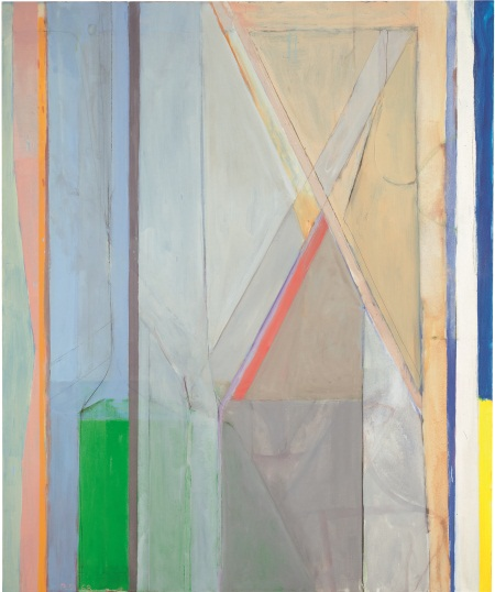Richard Diebenkorn, Ocean Park #16, 1968. Collection of the Milwaukee Art Museum.