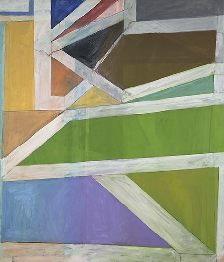 Richard Diebenkorn, Ocean Park #22, 1969. Collection of the Virginia Museum of Fine Arts, Richmond.