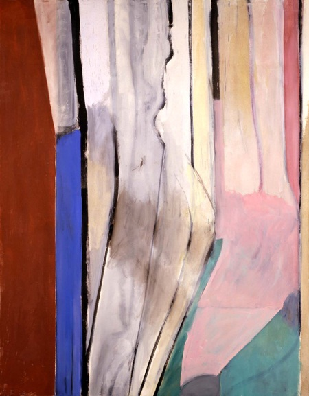 Richard Diebenkorn, Ocean Park #6, 1967. Collection of the Smithsonian American Art Museum.