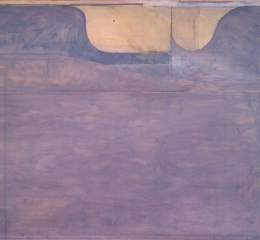 Richard Diebenkorn, Ocean Park #89.5, 1975. Collection of the Sheldon Museum of Art, Lincoln, Neb.