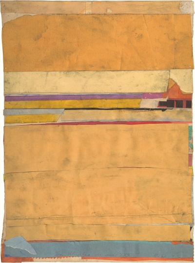 Richard Diebenkorn, Untitled, 1975.