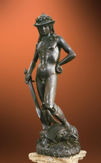 Donatello, David, ca. 1440s.