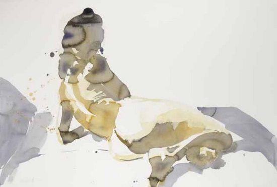Eric Fischl, Untitled, 2010.