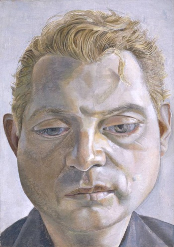 Lucian Freud, Francis Bacon, 1952. Collection of the Tate, London.
