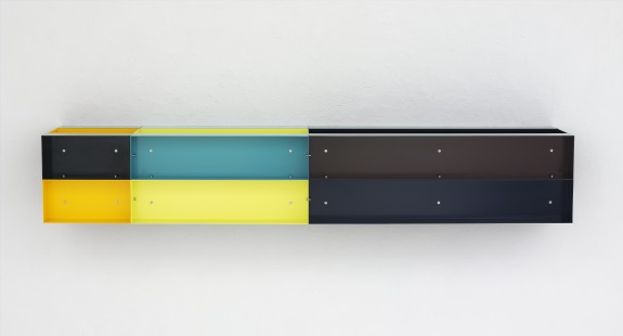 Donald Judd, Untitled, 1985.
