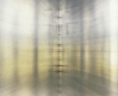 Luisa Lambri, Untitled (100 untitled works in mill aluminum, 1982-86), 2012.
