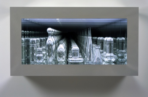 Josiah McElheny, Czech Modernism Mirrored and Reflected Infinitely, 2005. Collection of the Institute of Contemporary Art, Boston.