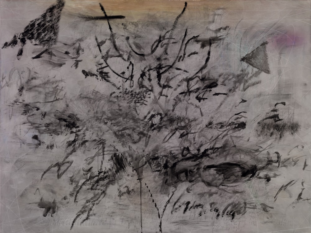 Julie Mehretu, Untitled, 2012.