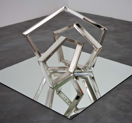 William Powhida, Some Shiny Objects, 2013.