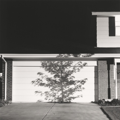 "Robert Adams, Longmont, Colorado, from the series ""Summer Nights,"" 1976-82."