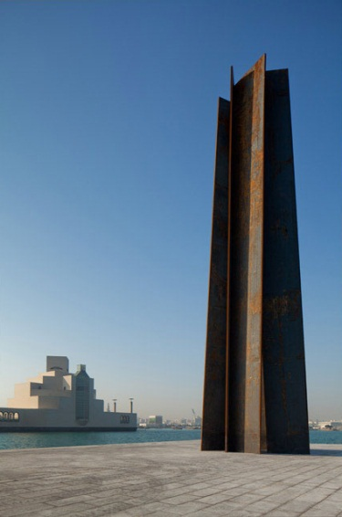 Richard Serra, 7, 2011.