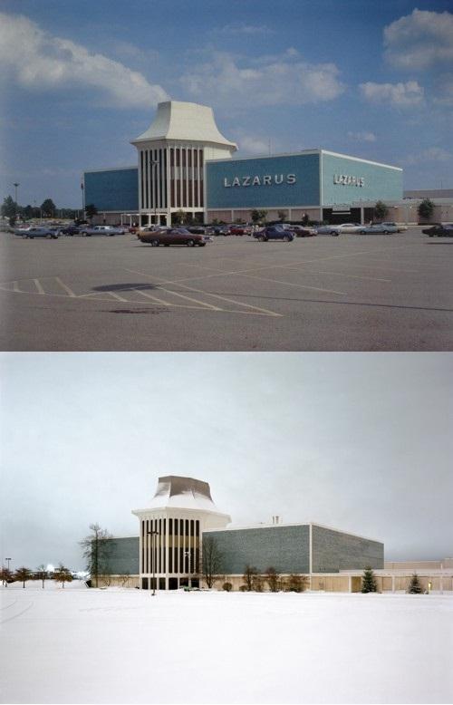 Shore, Ulrich, Richland Mall.