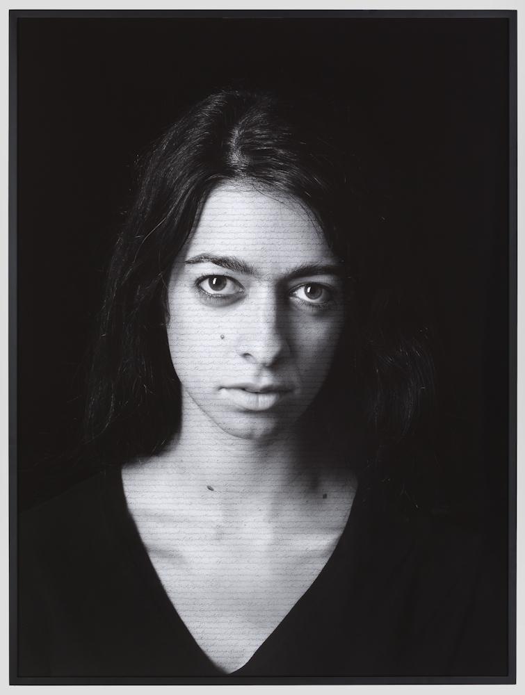 Shirin Neshat, Sara Nafisi, 2012.