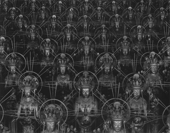 Hiroshi Sugimoto, Sea of Buddha, 1995.