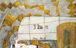 Franz West, Chez Klimt, 1972.