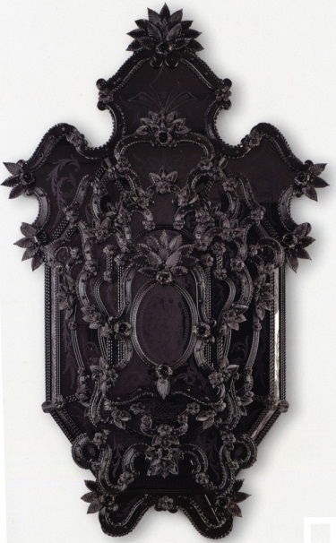 Fred Wilson, Iago's Mirror, 2009. Collection of the Toledo Museum of Art.