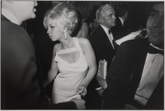 Garry Winogrand, Woman with Teardrop Earring, 1975.
