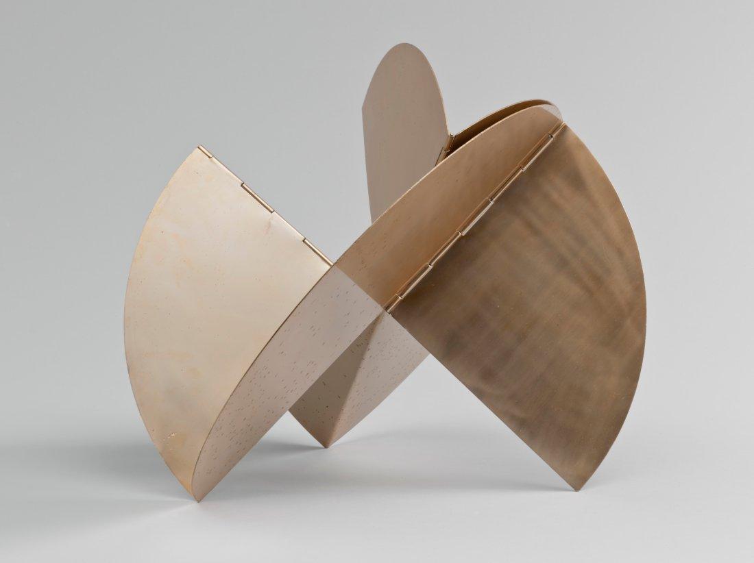 Lygia Clark, Relógio de sol [Sundial], 1960.