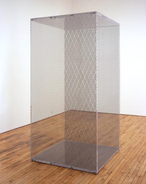 Carol Bove, Harlequin, 2010.