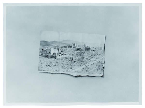 Vija Celmins, Hiroshima, 1968.