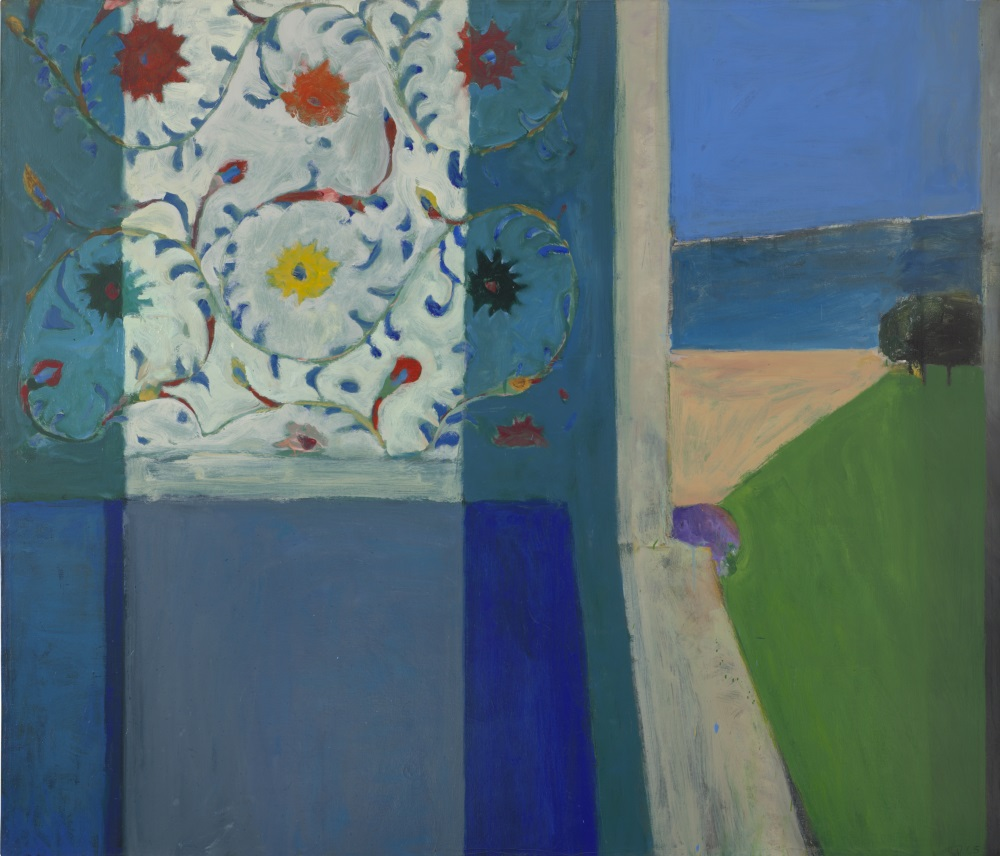 Richard Diebenkorn, Recollections of a Visit to Leningrad, 1965.
