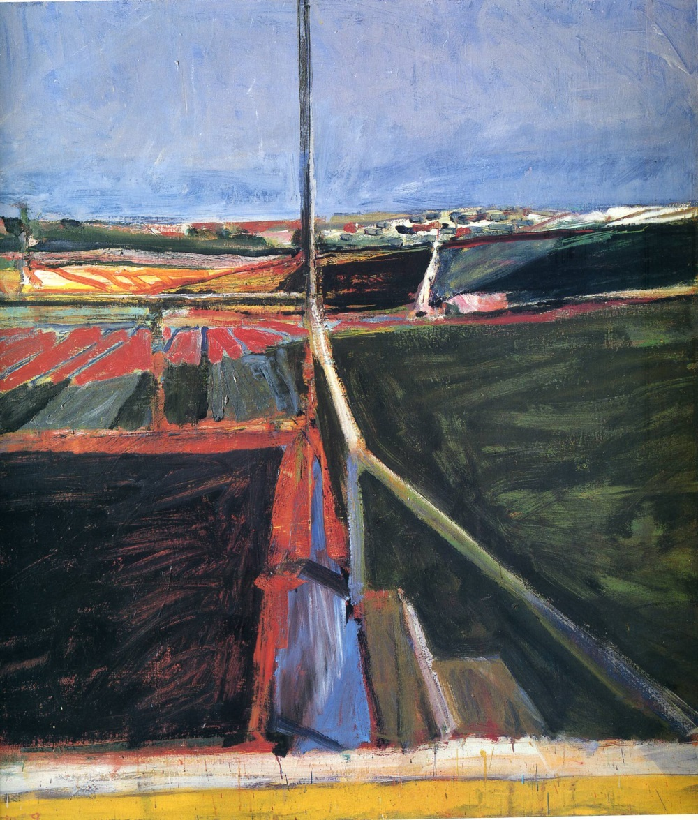 Richard Diebenkorn, View from the Porch, 1959.