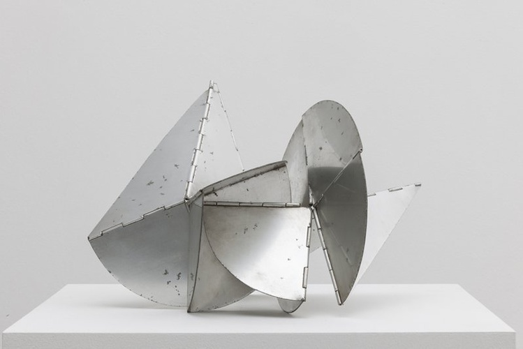 Lygia Clark,  Fantastic Architecture II, 1963.