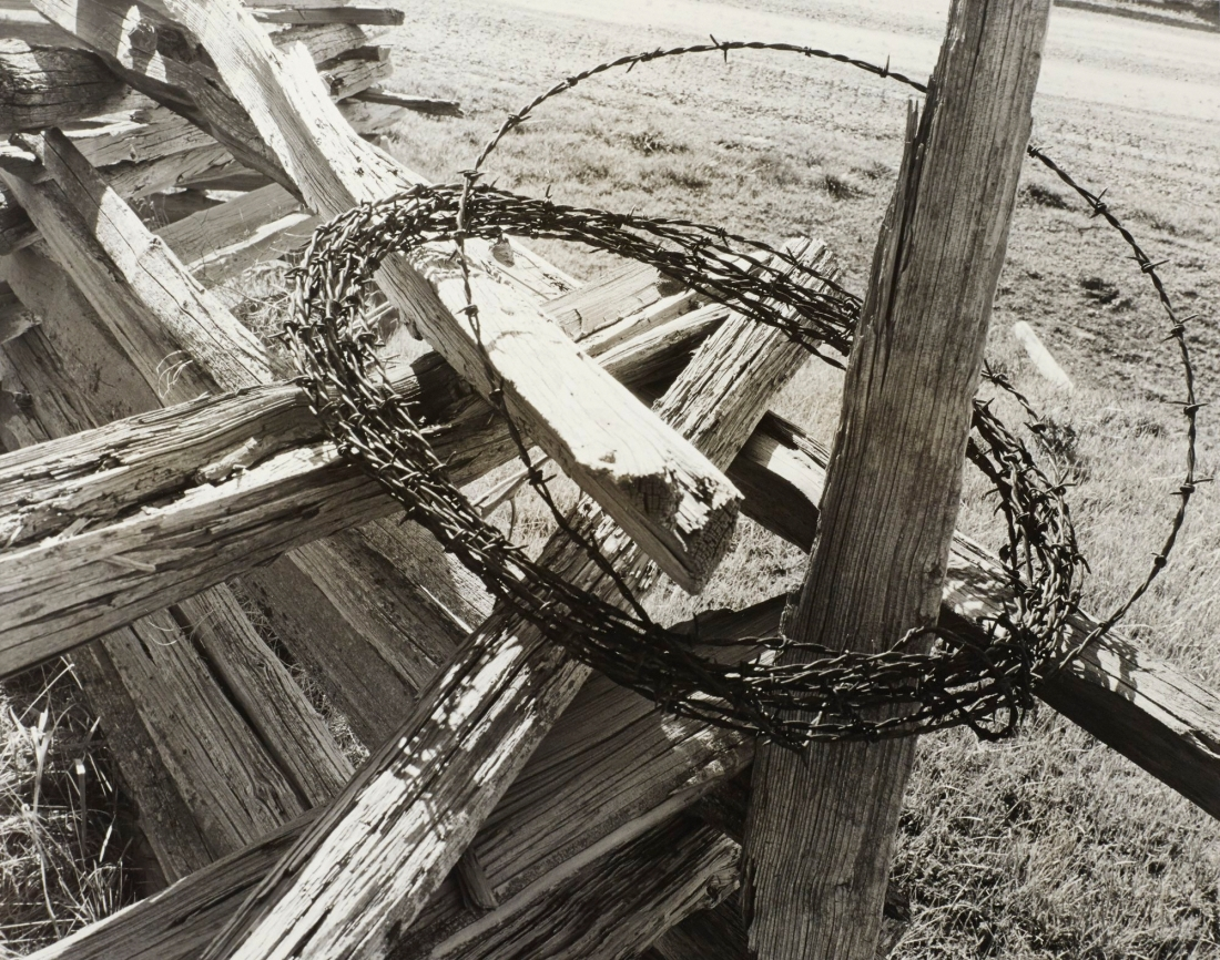 Minor White, Cabbage Hill, Oregon (Grande Ronde Valley), 1941.