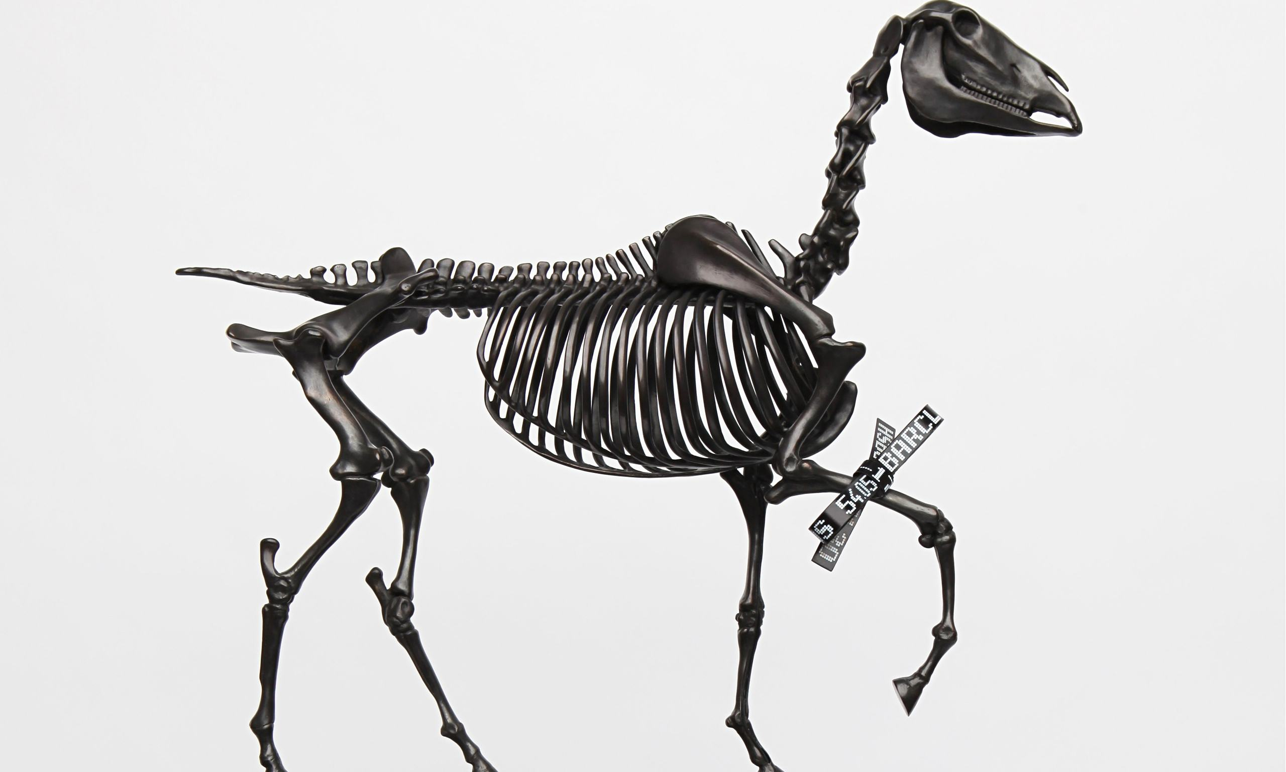No 188 easter clips hans haacke the modern art notes podcast hans haacke gift horse maquette 2014 negle Images