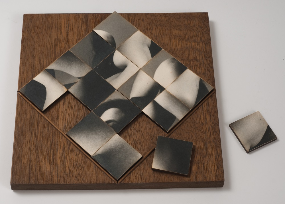Robert Heinecken, Multiple Solution Puzzle, 1965.