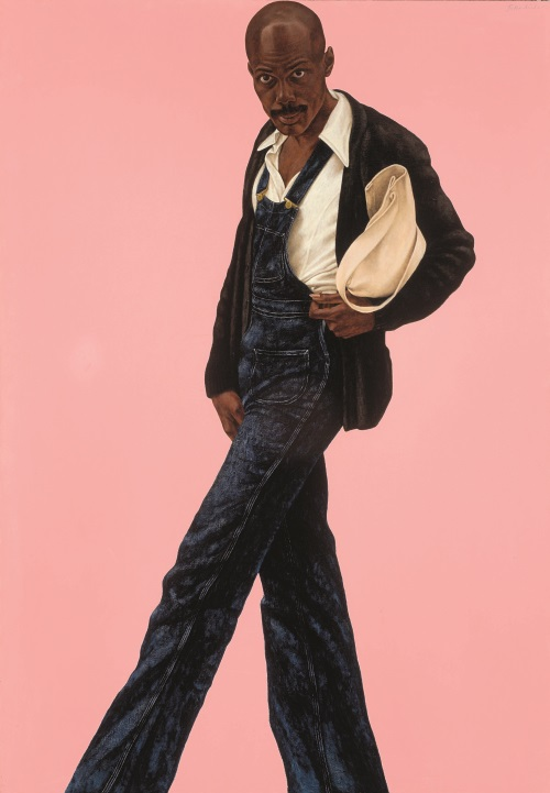 Barkley L. Hendricks, Misc. Tyrone (Tyrone Smith), 1976.