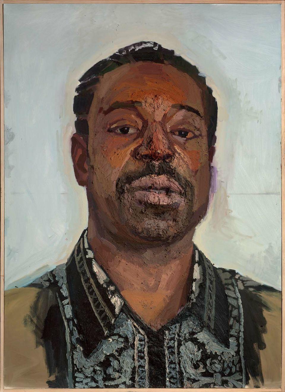 Sedrick Huckaby, Enocio, 2003-06.