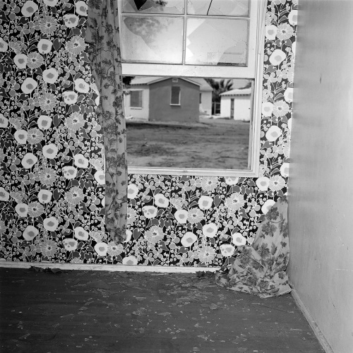 John Divola, Forced Entry, Site 13, Interior View B, 1975.