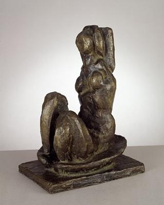 Henri Matisse, Venus on a Shell II, 1932. Collection of the Hirshhorn Museum and Sculpture Garden, Washington. (Also Nasher Sculpture Center, Dallas.)