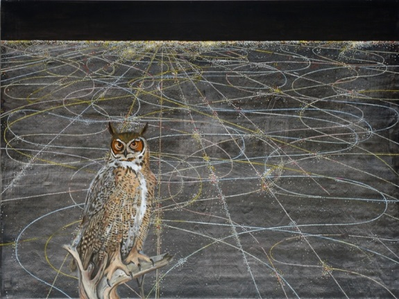 Jason Middlebrook, The Great Horned Owl, 2006.