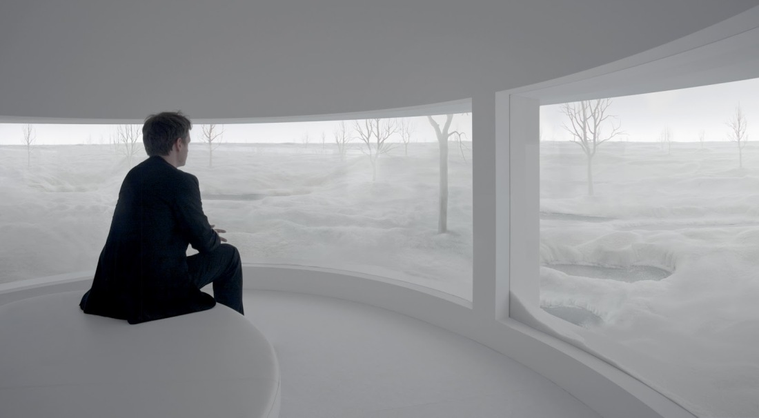 Hans Op de Beeck, Location (6), 2008.