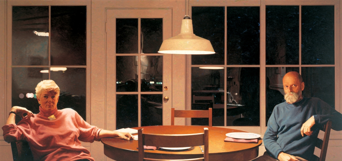 Robert Bechtle, Potrero Table, 1994.