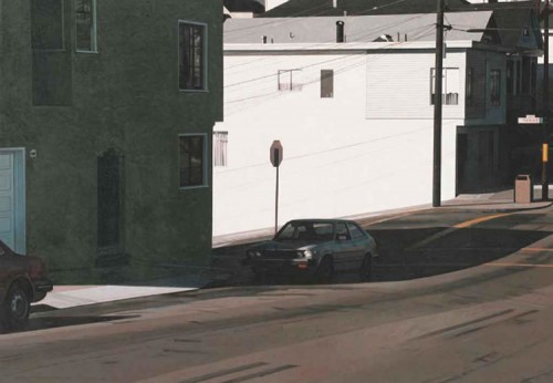 Robert Bechtle, Twentieth and Texas, 1995.
