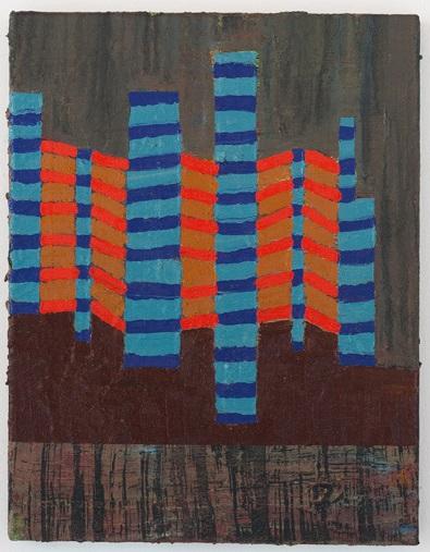 Steve Roden, seventh view, 2013.