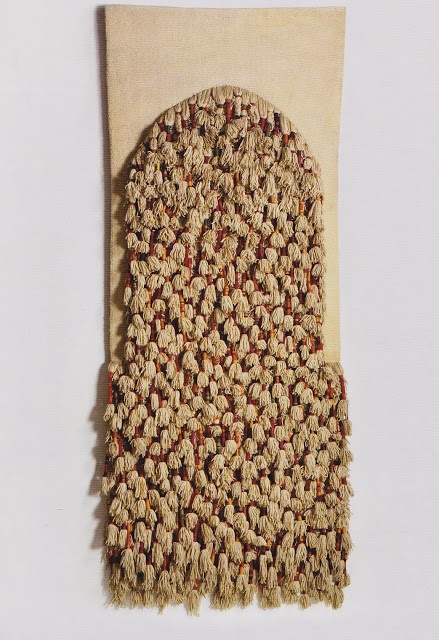Sheila Hicks, Grand Prayer Rug, 1966.