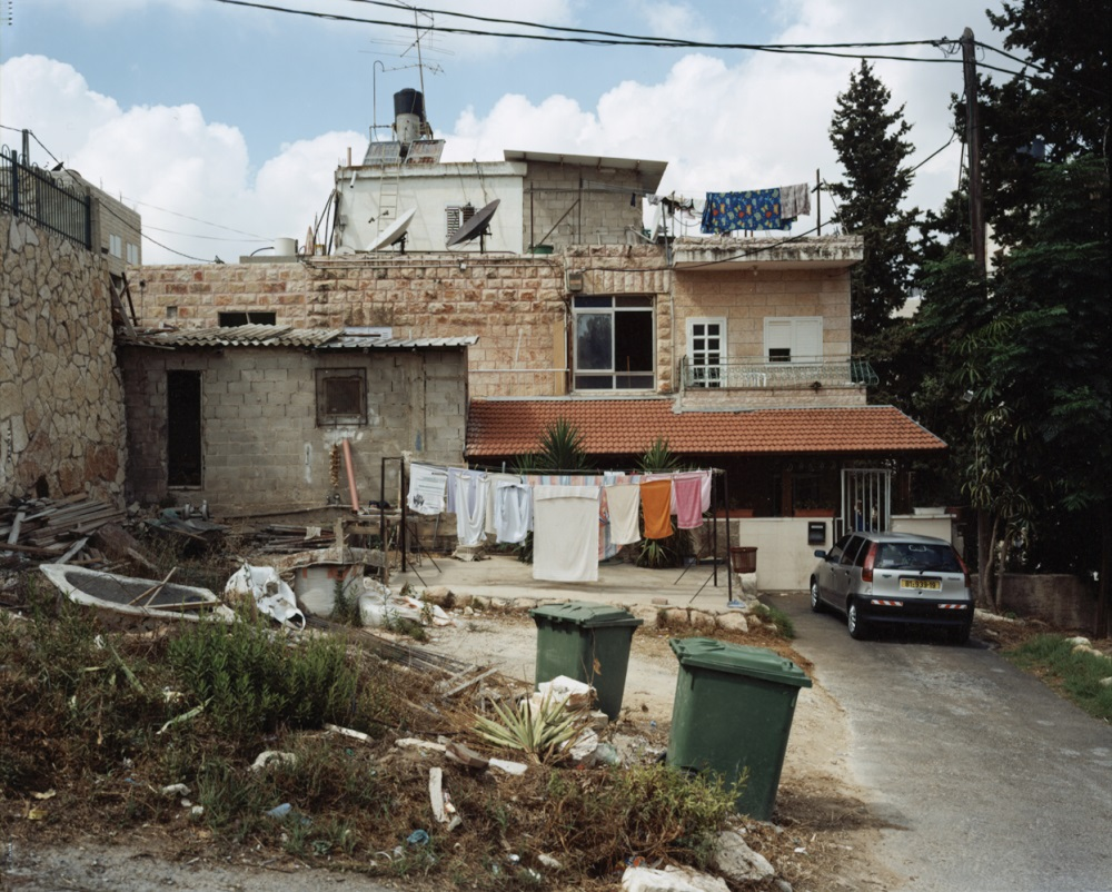 Stephen Shore, Abu Ghosh, September 21, 2009.