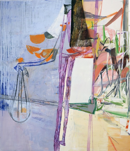 Amy Sillman, The Plumbing, 2006.