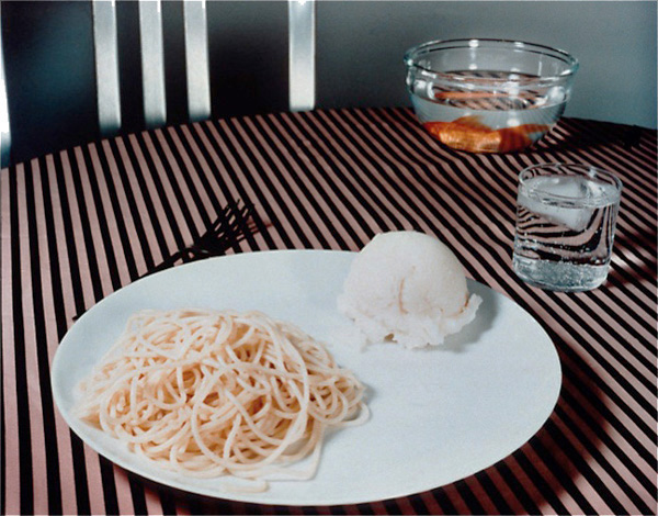 "Jo Ann Callis, from the ""Animal/Food"" series, nd."