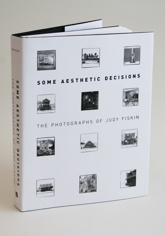 Cover of the Getty Museum catalogue of Fiskin's 2011 retrospective.