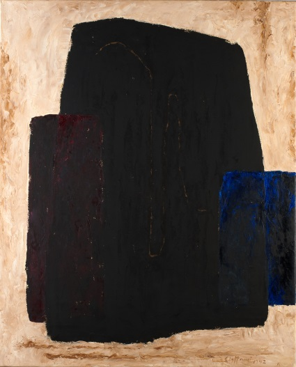 Clyfford Still, PH-554, 1942. Collection of the Clyfford Still Museum, Denver.